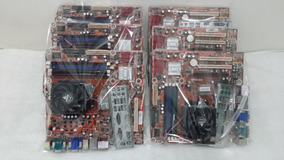 Kit Gamer Mãe Phenom+hd 500gb + Ii X2 550 + 4gb +win-10 64bt