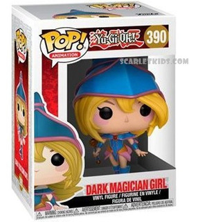 Funko Pop! Yu-gi-oh! Dark Magician Girl 390 Scarlet Kids