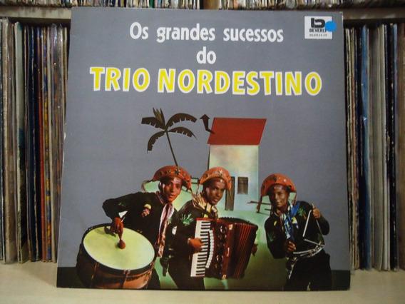 Lp Trio Nordestino-os Grandes Sucessos