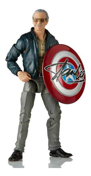 Marvel Legends Stan Lee - Hasbro E9658 - Original Lacrado