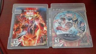 Ultimate Marvel Vs Capcom 3 Ps3 En Cosmo-games