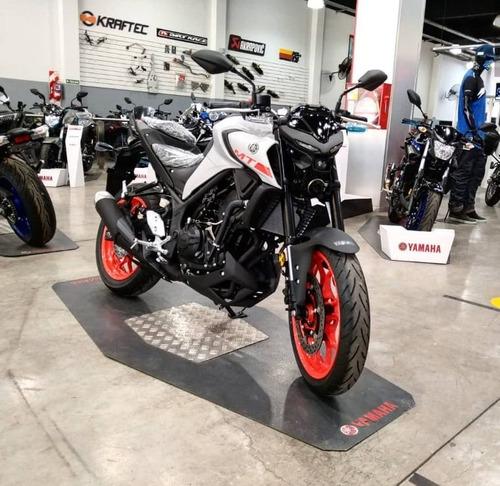 Yamaha Mt 03 Abs 2020 0km Nuevo Lanzamiento En Mg Bikes