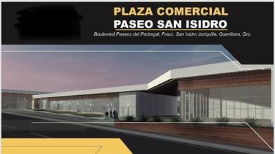 Preventa De Locales En Plaza Comercial Paseo San Isidro