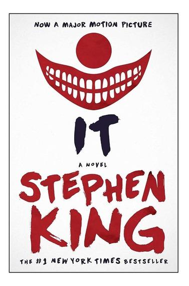 It. A Novel (inglês) Capa Dura Stephen King Envio Rápido