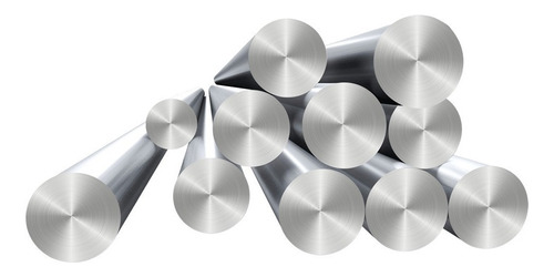 Barra De Aluminio Redonda Ø 3/4''