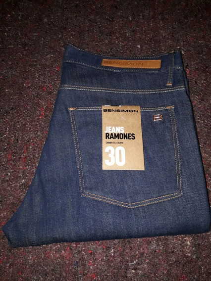 Bensimon! Jeans Ramos Copper! No Ay Not Dead
