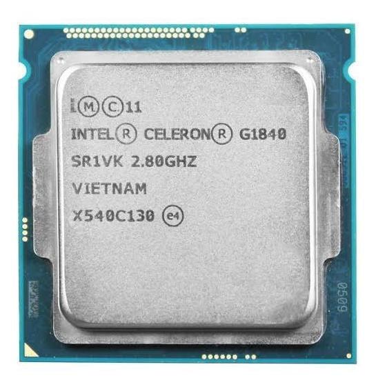 Processador Celeron G1840 2.8ghz 1150