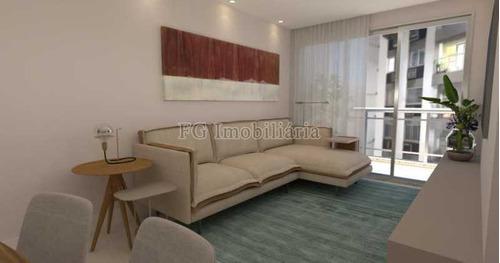 Imagem 1 de 15 de Apartamento Na Tijuca - Caap30166
