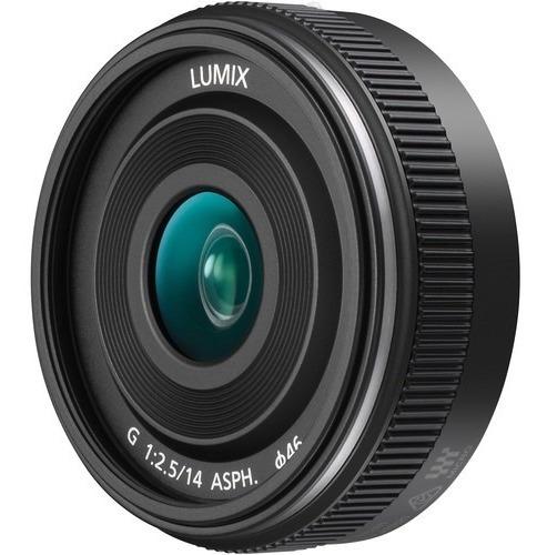 Panasonic Lumix G 14mm F/2.5 Asph Ii Lente