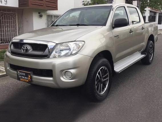 Toyota Hilux Imv Mt 2500cc 4x4