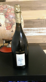 Champagne Louise Cuvee 2004 Pommery