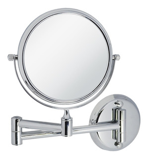 Espejo De Pared Con Aumento X5 Articulado