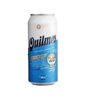 Cerveza Quilmes 500ml X 24 Unidades