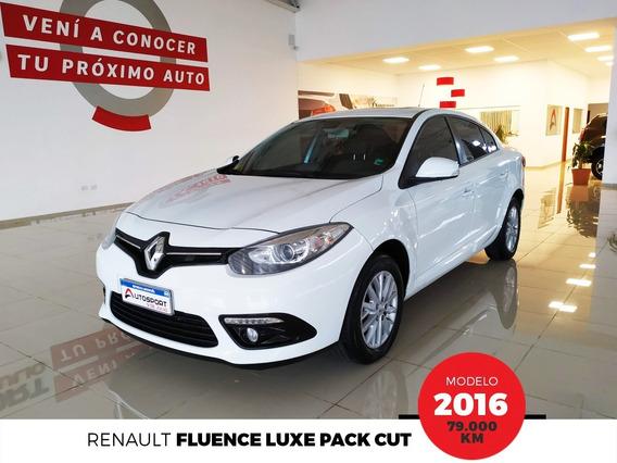Renault Fluence 2.0 Ph2 Luxe Cvt 143cv 2016