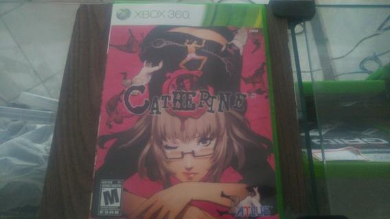Catherine Xbox 360 E Xbox One Original Midia Fisica