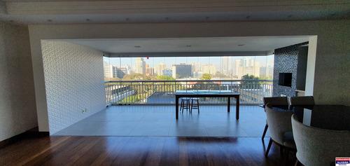 Imagem 1 de 30 de Apartamento Sacada Grande E Vista Chácara Santo Antonio. - Ap02641 - 69891216