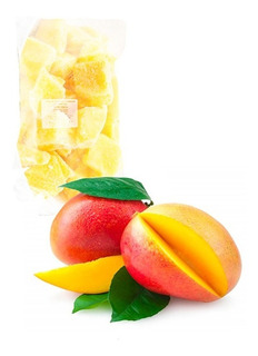Mango Pulpa Congelada