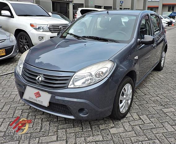 Renault Sandero Authentique Mt 1.6 2012 Dlx072