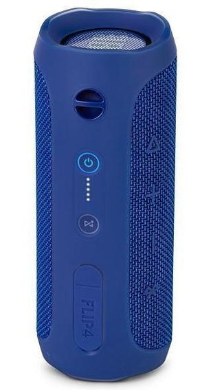 Jbl Flip 4 Caixa De Som Portátil Bluetooth Speaker