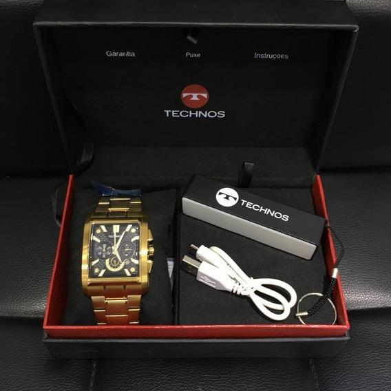 Relógio Technos Performance - 0s2aat/k4p