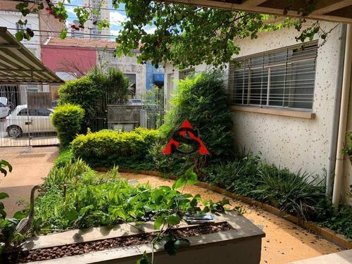 Sobrado Com 3 Dormitórios À Venda, 300 M² Por R$ 1.450.000,00 - Alto Do Ipiranga - São Paulo/sp - So4404
