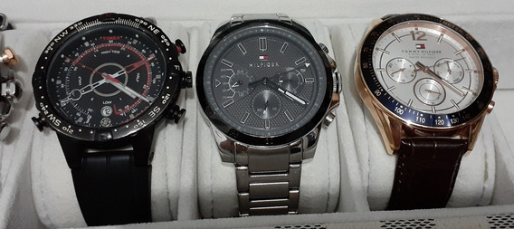 Relógios Tommy E Timex Expedition