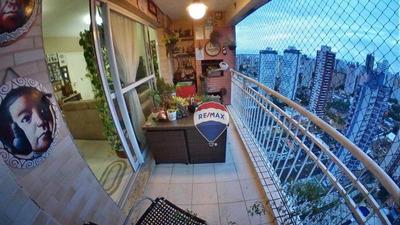 Apartamento Com 3 Dormitórios, 90 M² - Mirante Do Rio - Batista Campos - Belém/pa - Ap0446