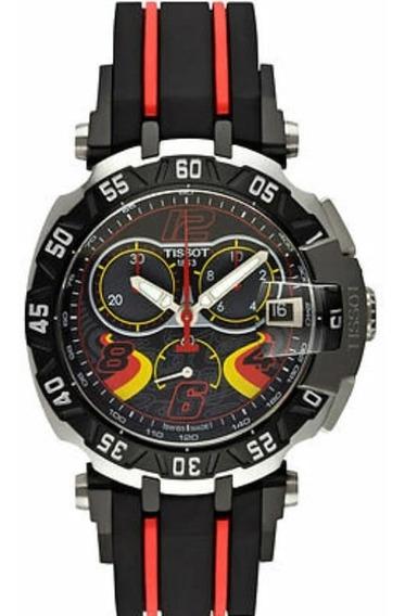 Relógio Tissot Moto Gp T-race Stefan Bradl T0924172705702