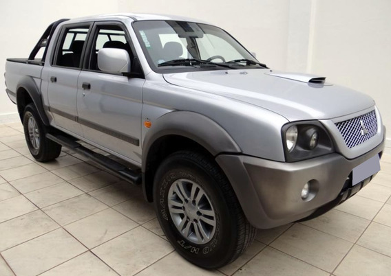 L200 Outdoor 2.5 Gls 4x4 Cd 8v Turbo Diesel 2009 Cod:.1011