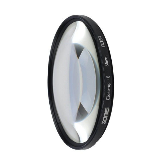 Zomei Macro Perto Acima Filtro + 8 Para Sony Para Nikon Para