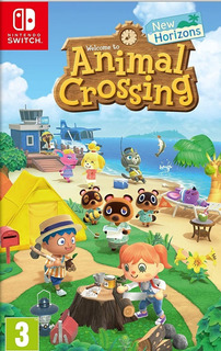Animal Crossing New Horizons Nintendo Switch Ns - Nextgames
