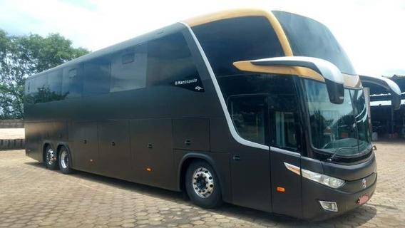 Ônibus Marcopolo L D G7 Leito Turismo Volvo Seminovo Troca