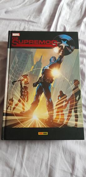 Hq Os Supremos Vol 1 - Thor Homem De Ferro