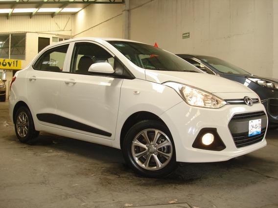 Hyundai Grand I10 Gls Sedán Factura Y Garantía De Agencia