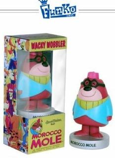 Muñeco Funko Wacky Morocco Mole Coleccion Rdf1