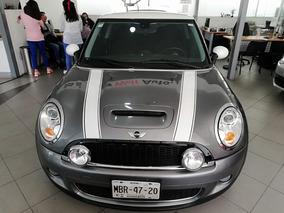 Autos Usados Mini Cooper 1.6 S Chili Tela/piel Qc Std 2008