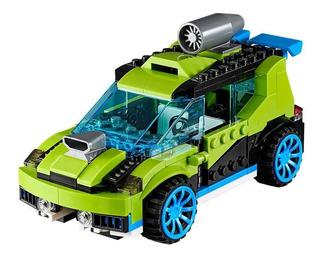 Lego Creator Coche Rally A Reaccion Int 31074 Original