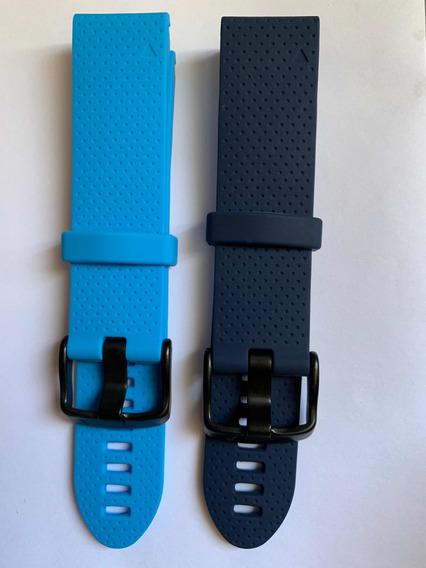 Pulseira Garmin Silicone Quickfit Fenix 5s 20mm (cada)