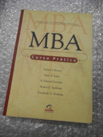 Mba - Livro Universitário - Robert F. Bruner
