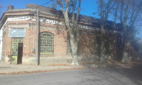 Se Vende Edificio En Esquina Centrica (trinidad-flores)