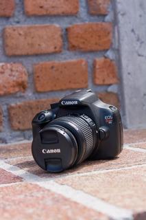 Cámara Profesional Canon Eos T5 (seminueva) Perfecto Estado