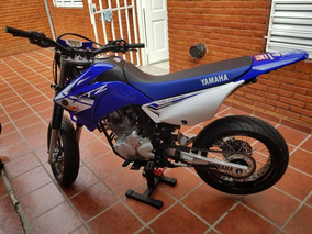 Yamaha Xtz 250 2015 Supermotard