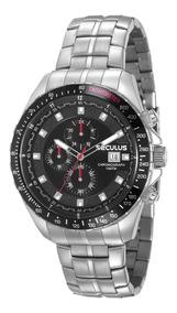 Relógio Seculus Masculino 23617gosvna2