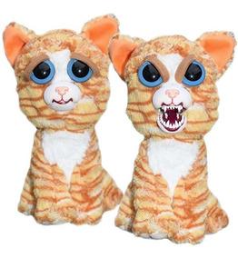 Pelúcia Feisty Pets Gato - William Mark Corporation