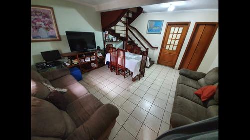 Sobr 3 Dormitoris 1 Suite 3 Banheiros,2 Pav- Fl15