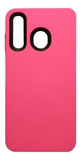 Funda Samsung A20 A30 A50 - Reforzadas Lisas Soft Colores