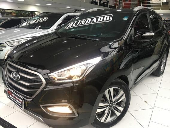 Hyundai Ix35 2.0 Gls Aut Flex Blindada