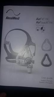 Mascara : Resmed, Airfit F20- Buconasal Cpap/bpap