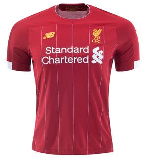Camisa Liverpool Oficial Pronta Entrega