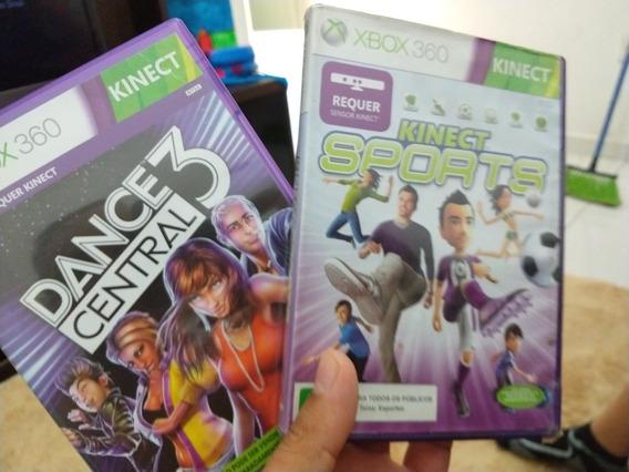 Dance Central 3 E Kinect Sport Ultimate Xbox 360